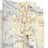 DaNang Area Military Map-1966