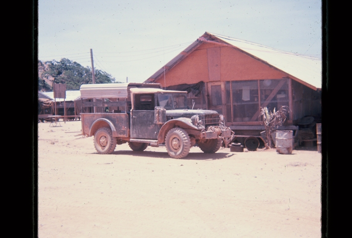 Camp Adenir DaNang East 1966