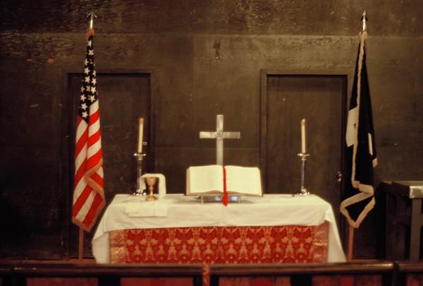 MCB-11 Altar