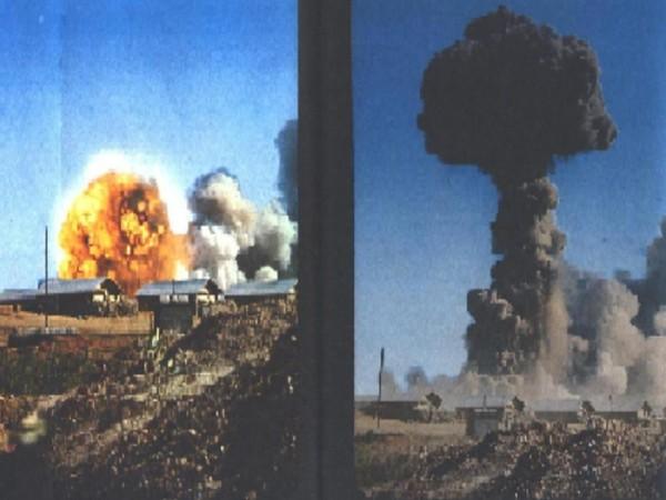 Dong Ha Ammo Dump 03Sept 1967