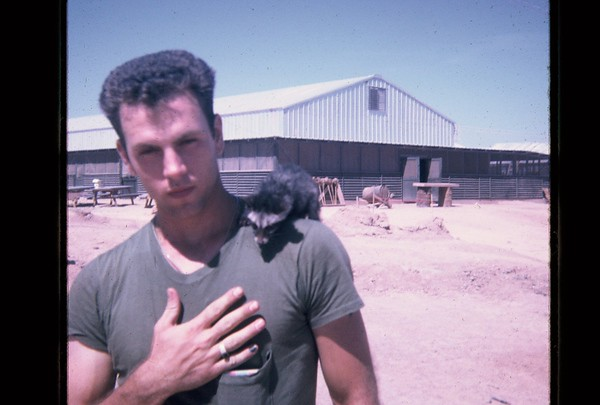 Bill Miller's Pet Coatimundi Coati-1967