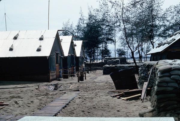 Cua Viet Living Quarters-1967