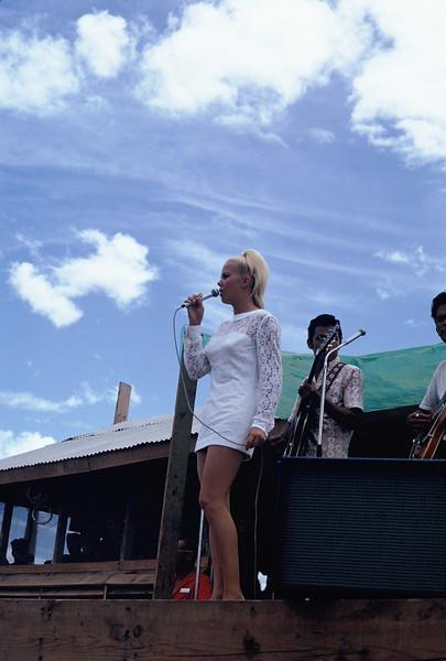 Karen Smith (Yucaipa, CA) USO Show 1967