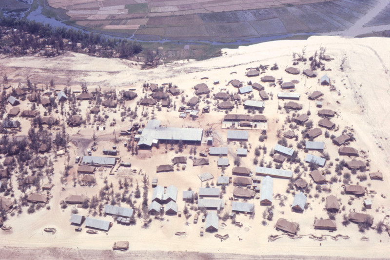 MCB-11 Camp Adenir, Da Nang East 1966