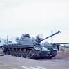 USMC Tanks Protected Camp Adenir-Da Nang East 1966