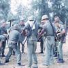 Ens. Geibel Joins Village Patrol-Da Nang East, 1966