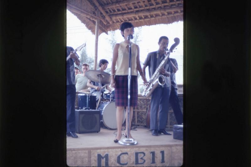 Filipino Entertainment-Camp Adenir, Da Nang East-1966