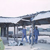 Patients in Double Jeopardy-Enemy Mortar Attacks-NSA Hospital Da Nang East 1966