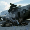 Remains of C-130 Crash Landed with MCB-11 Seabees On Board-Quang Tri 1968