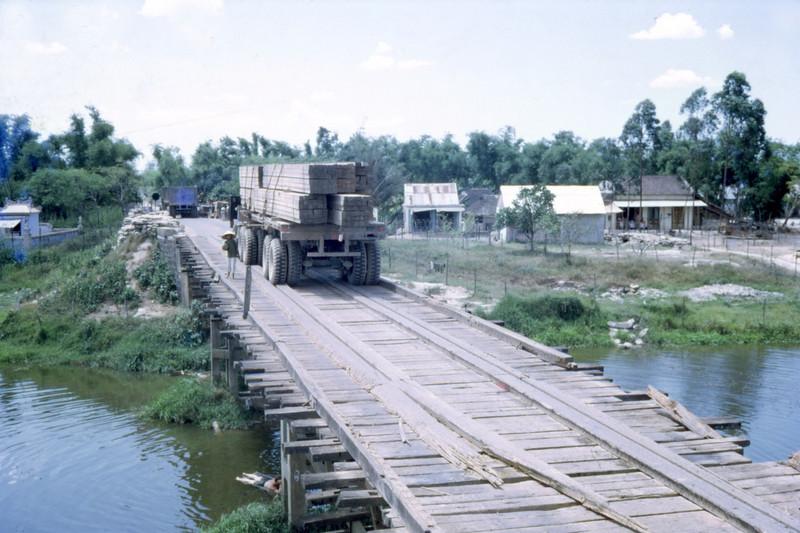 Existing Route 1 Bridge-Quang Tri 1968