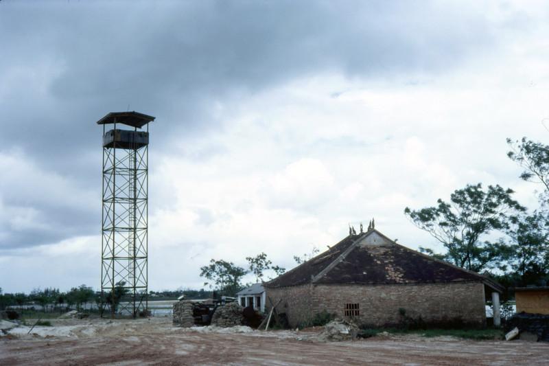 Forward Observer Post Near Dong Ha 1968