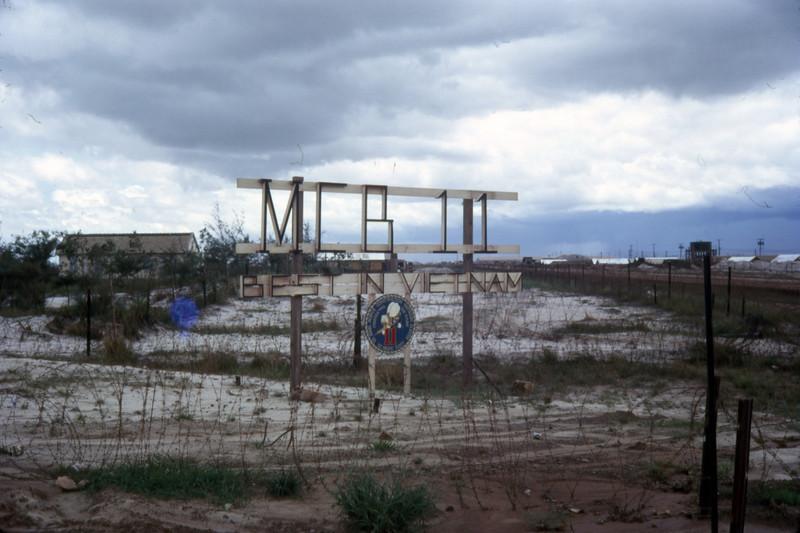 MCB-11 Work Site-Quang Tri 1968