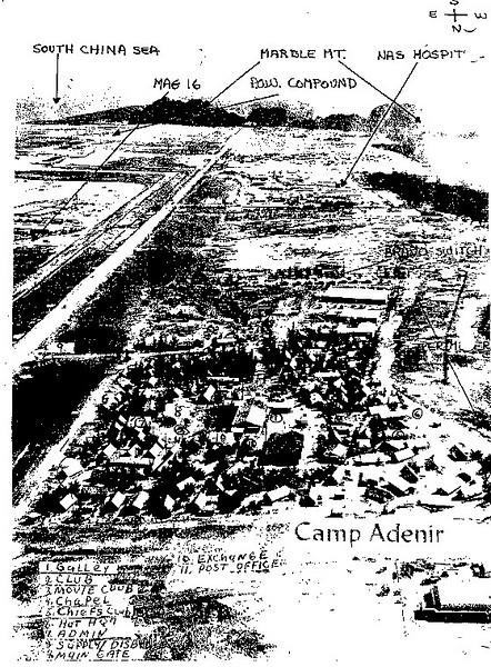 Camp Adenir Surrounding Area