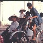 Pedicab-DaNang 1966