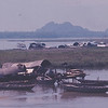 House Boats 1966-Marble Mountain in the Background