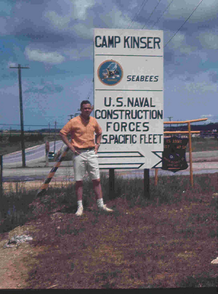 Camp Kinser Okinawa