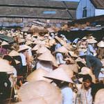 1966 Da Nang Central Market