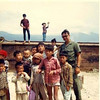 "Rod Leger on a MedCap at a Local Vilage Near Da Nang East 1968-""Winning Hearts and Minds"""