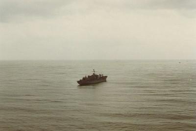 USS Constitution-Da Nang Bay