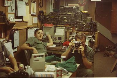 Mike & Joe-Comm Shack Christmas Day