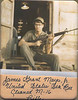 James Grant Mays, jr.  United States Navy Seabee.  Cleaned M-16.