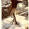 81mm Mortar Pit Built by Korean Marines at Dien Ban 1969