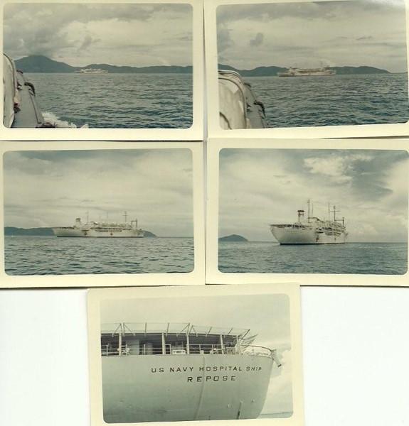 SS Repose-Da Nang Harbor