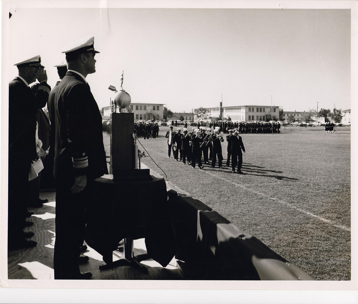 1967, MCB-22 received the Best of Type Award presented by Radm Cherbonnette, Commandant, Eighth Naval District.  This proved to be our ticket to Vietnam.