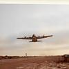 C-130 landing on the refurbished airstrip at An Hoa