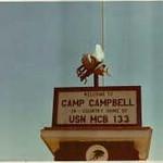 Camp Campbell-Phu Bai  1968