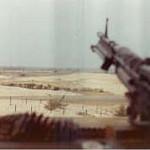 Red Beach Tet 1969-Sunday Morning-Geno Giunta on Duty