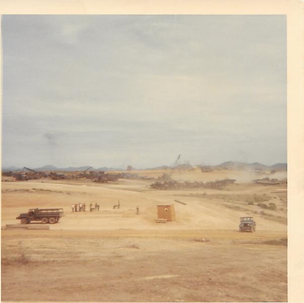 New chow hall-Phu Bai 1967