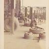 Da Nang tire shop 1969-Papa Sans busting tires