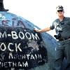 EAS-3 Andy Baker At Boom Boom Rock-Monkey Mountain, Da Nang