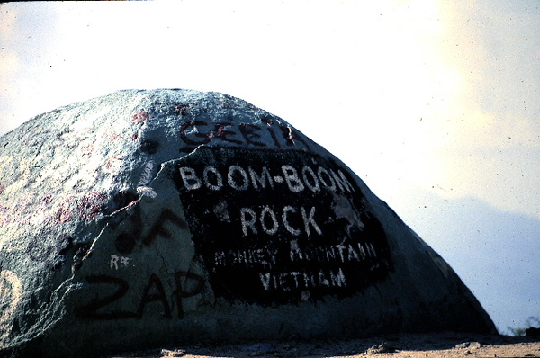 Boom Boom Rock-Monkey Mountain, Da Nang