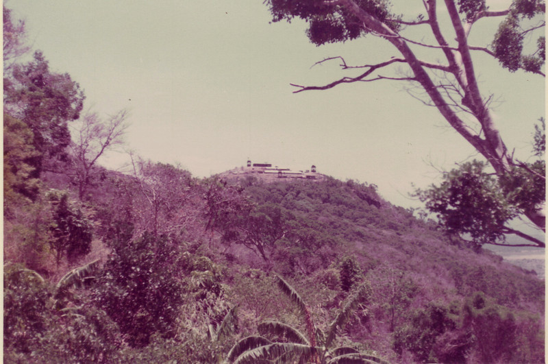 Competed Radar Site-February 1972