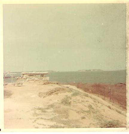 South China Sea Camp Miller-Chu Lai  67-68