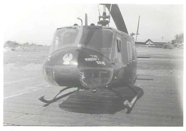 Chu Lai Airstrip