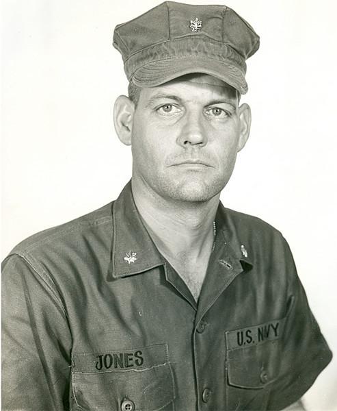 Cdr. John Paul Jones-NMCB-62 July 68 to July 70