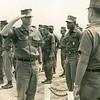 Cdr. John Paul Jones Relieves NMCB-7 at Camp Barnes-Dong Ha, 1969