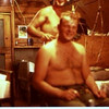 Barber...Joe Lucuis--Victim...Richardson   Joe Cut hair for 700 Seabees