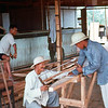 Locals hired by NMCB-7 to renovate thir Da Nang EM Club-1966
