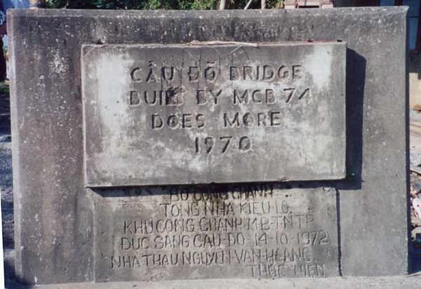 Cau Do Bridge Danang