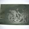 Allen Tabe Original Carving