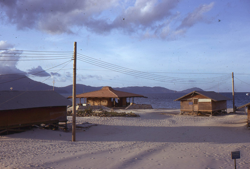 Camp Haskins, Da Nang
