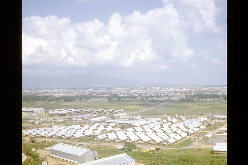 Our Camp At Da Nang - Freedom Hill - Oct. '69