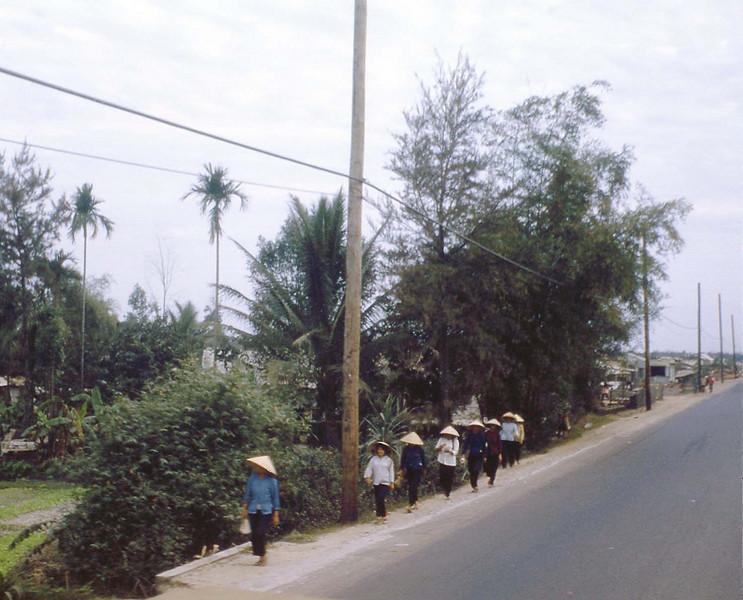 People Of Da Nang - Jan. '69