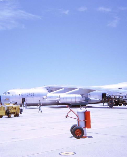 Gulfport Airport - June/July '68