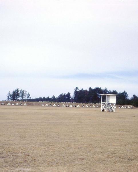 Rifle Range - Mar. '68
