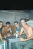 Social Hour - L-R - Terry Lukanic - Bobby Jordan - Tom Schneider - Mike McGough